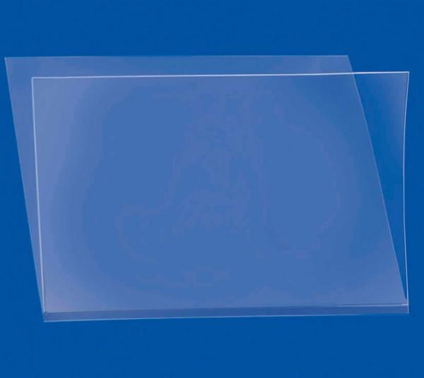 Zuschnitte Standard, transparent