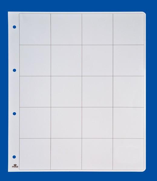 Zwischenblatt weiß