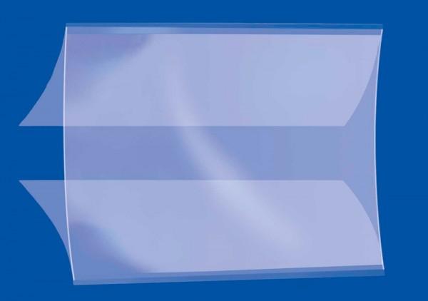 Blockzuschnitt, Gard, transparent