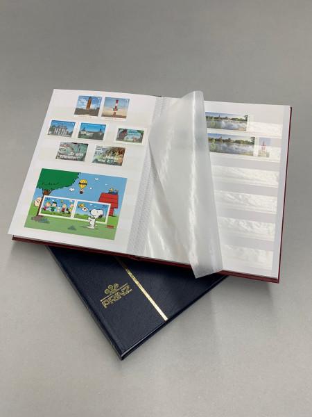 Prinz Einsteckbuch Classic-Line 8 Blätter/16 Seiten, 165x220 mm.