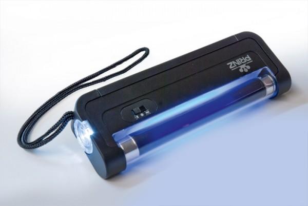 MINI-UV-Testlampe, Batteriebetrieb