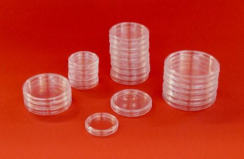 Münzkapseln, 43 - 50 mm, 100 Stück