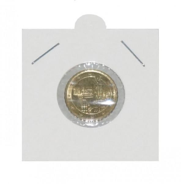 30 Stück sortierte Standard-Münzklappen