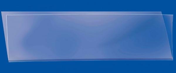Streifen Standard, transparent