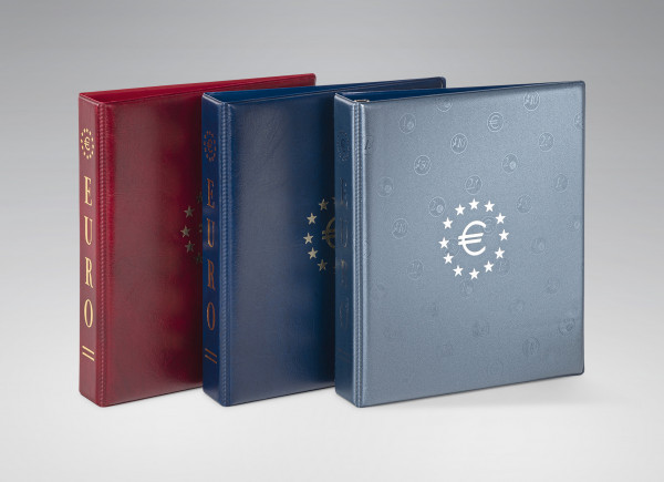 EURO Münzbinder leer